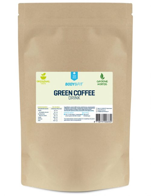 GREEN COFFIE