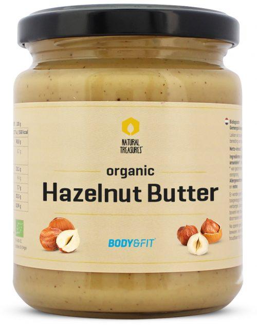 Hazelnoot-pasta