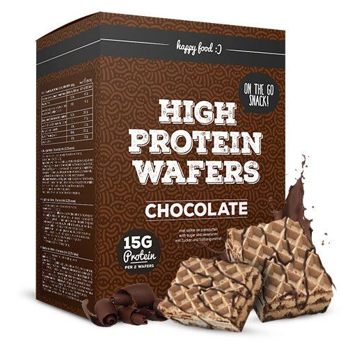 PROTEIN - WAFERS - ELIT NUTRITION -