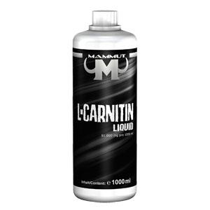 mammut-L CANITINE-ELIT NUTRITION-