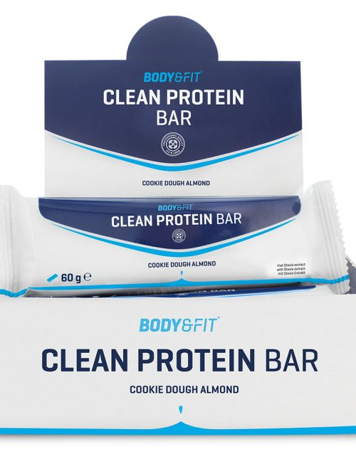 Clean-Protein-Bar-Display