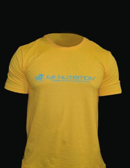 majica žuta