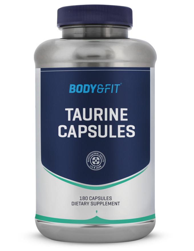 Taurine-capsules-ELITNUTRITION