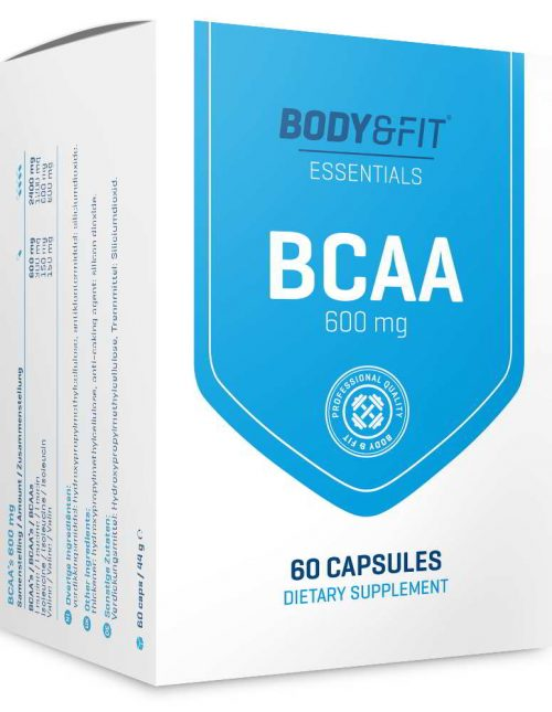 BCAA 600mg BOX