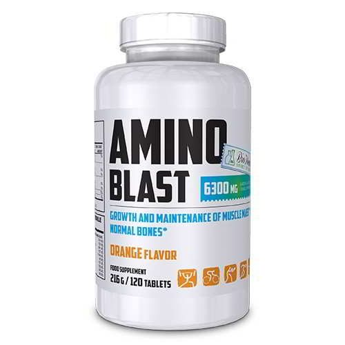 BIOHEALTH AMINO BLAST 1050MG ORANGE