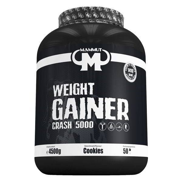 WEIGHT GAINER CRASH 5000