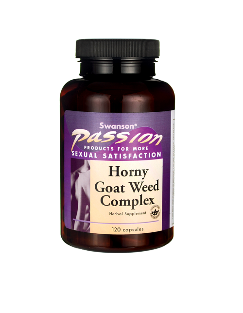 Swanson - Horny Goat Weed Complex