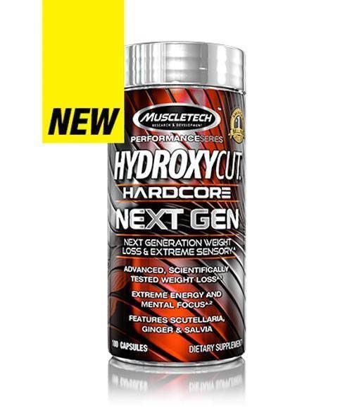 HYDROXYCUT HARDCORE® NEXT GEN