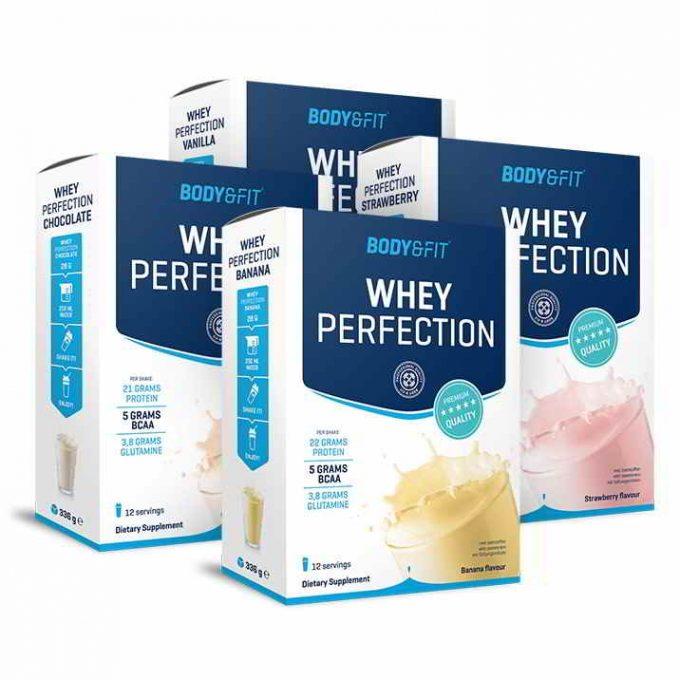 WHEY PERFECTION 336 grama (NOVI UKUSI)