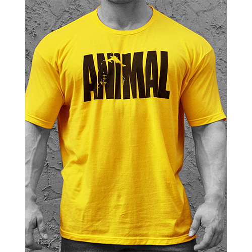 ANIMAL majica žuta