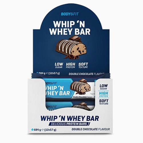 WHIP 'N WHEY duble chocolate